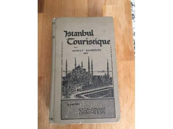 """Guida turistica antica """"istambul turistiche"""""""