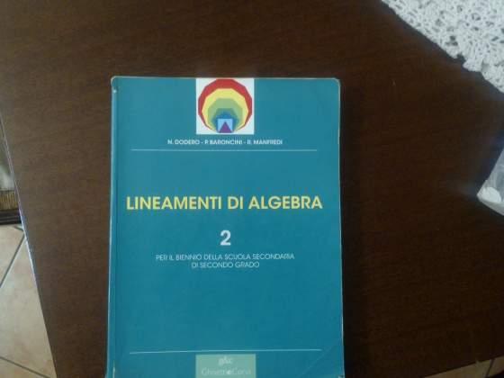 Lineamenti di algebra. Vol.2. Codice ISBN: