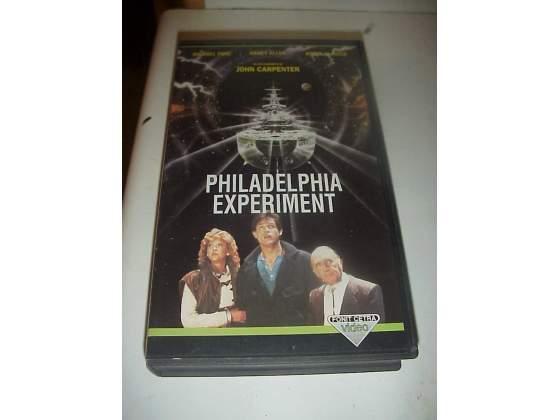 Philadelphia experiment film vhs videocassetta fonit cetra