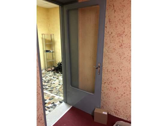 VENDO 4 porte in legno a vetri - OFFERTISSIMA