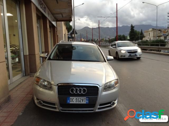 AUDI A4 3ª serie diesel in vendita a Palermo (Palermo)