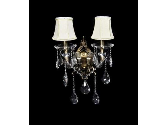 Applique lampada da parete Bianca W2