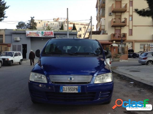 FIAT Multipla 2ª serie diesel in vendita a Palermo