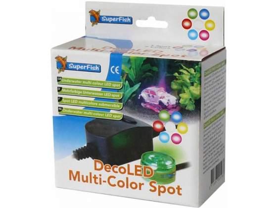 Faretto led multicolore per decorazione illuminazione