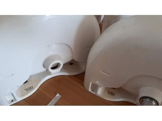 Ideal standard connect e lavabo tondo