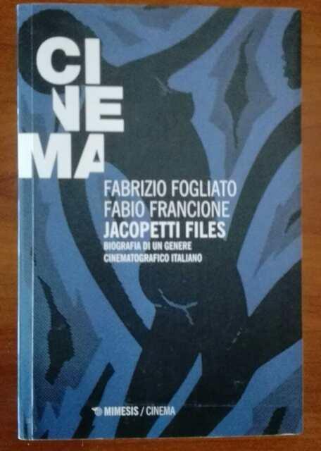 Jacopetti Files - Libro cinema