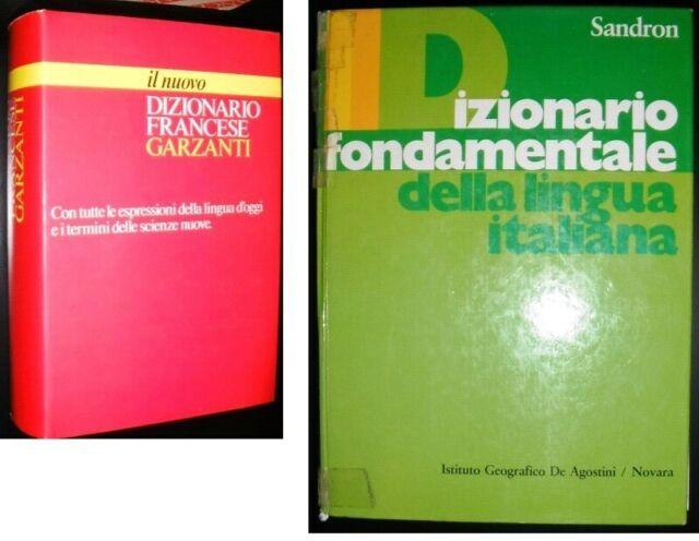 Libri di testo medie e superiori Vocabolari
