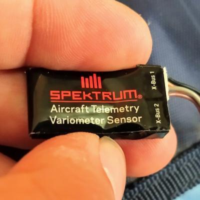 Spektrum Aircraft Telemetry Variometer Sensor