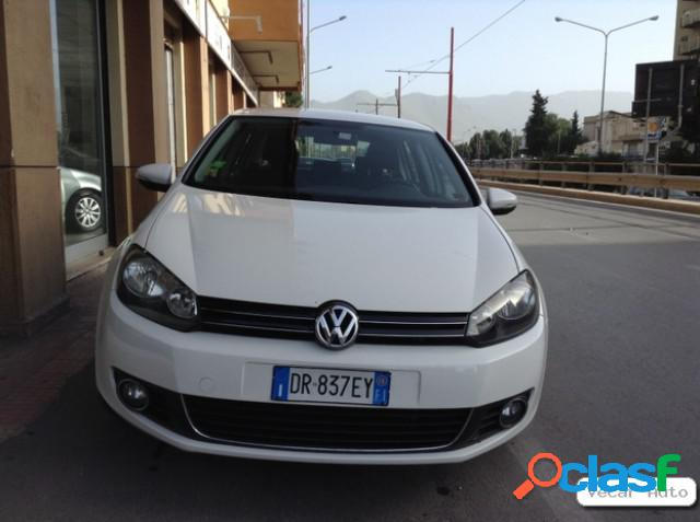 VOLKSWAGEN Golf 6ª serie diesel in vendita a Palermo