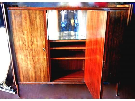 Vintage SIDERBOARD a tre ante+ specchietti.