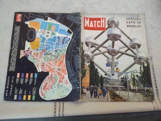 9 - rivista: paris match