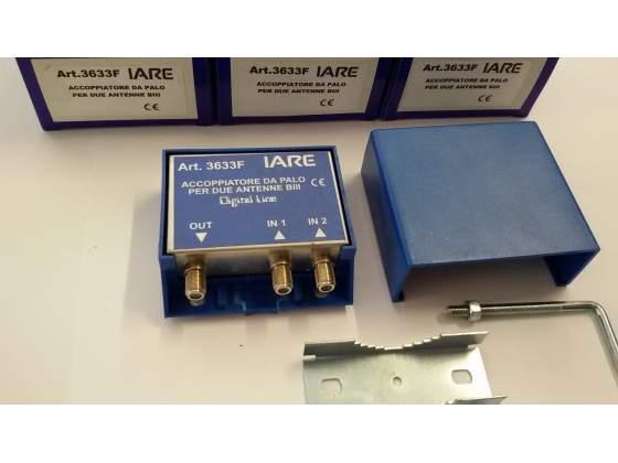 Accoppiatore antenna banda vhf
