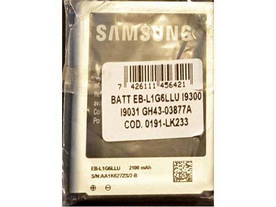 Batteria nuova ed originale per Samsung S III