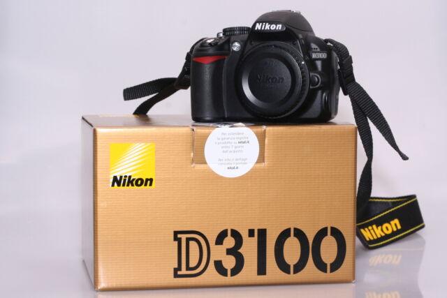 Fotocamera digitale reflex nikon d. solo corpo. nital.