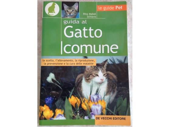 """Libro """"Guida al Gatto comune"""""""