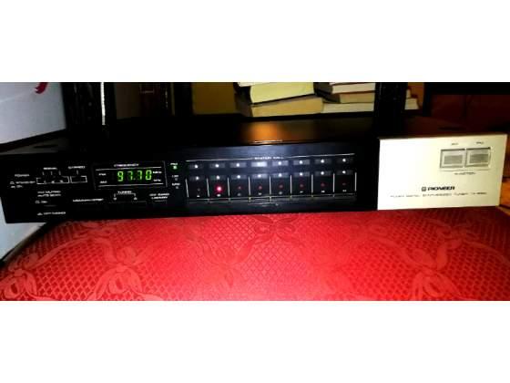 Pioneer TX 930 sintonizzatore tuner