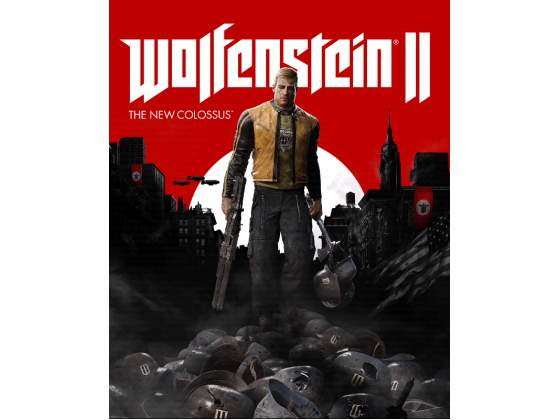 Wolfestein 2 the new colossus pc