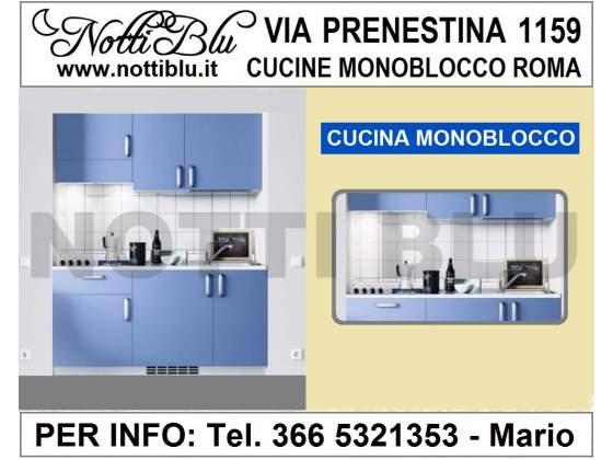 Cucina monoblocco _ VE401 Mini Cucina a induzione