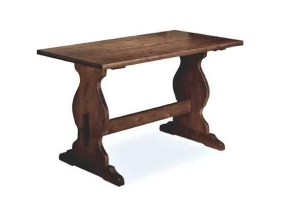 Tavoli in pino massello per casa