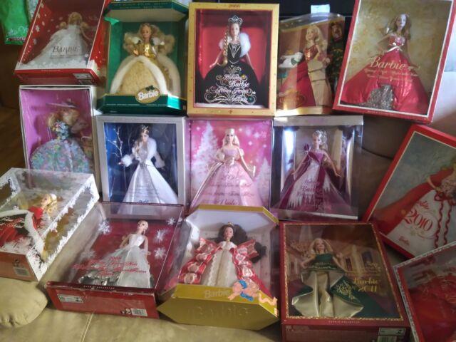 Barbie varie ed happy holiday varie annate