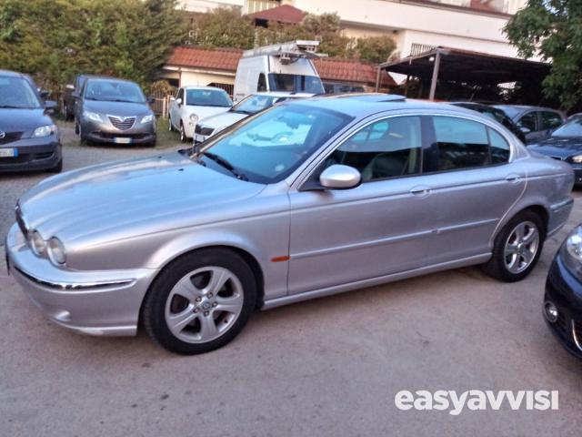 Jaguar x-type 3.0 v6 24v sport benzina