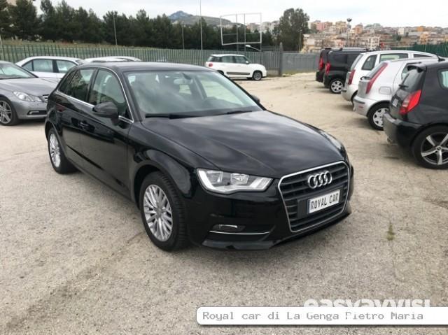 Audi a3 3ª serie 2.0 tdi s tronic ambiente diesel,