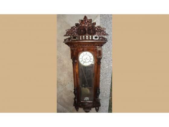Orologio da parete con 2 pesi lun 135 lar 47 pro 20