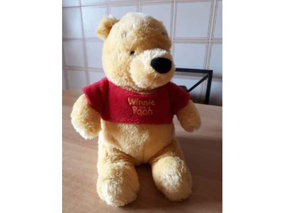 Peluche Winnie the Pooh NUOVO originale Walt Disney