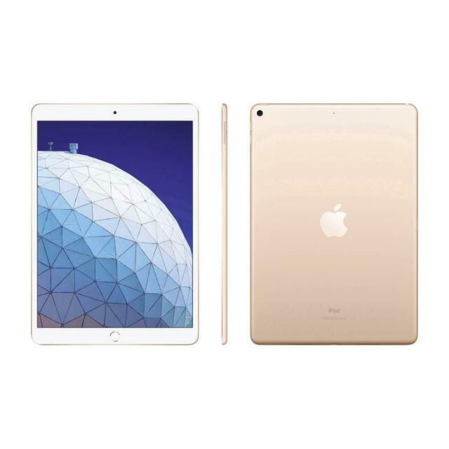 Apple ipad air 10.5 wifi muul2fd/a 64gb ios gold