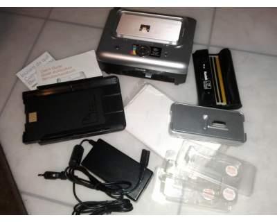 Kodak fotocamera V603 + stampante Easyshare color dock