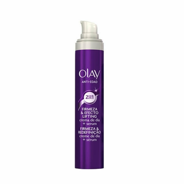 Olay 2 in 1 anti aging crema da giorno serum 50ml