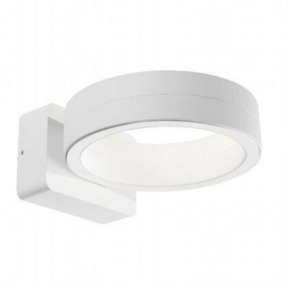 Applique Sovil PLAZA TONDA LED 16W colore bianco