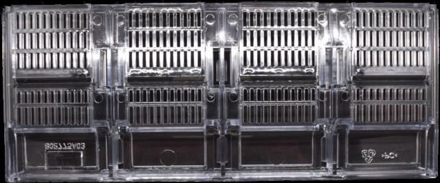 Copertura per terminale Siemens IP30 4 Poli per VL630/VL800
