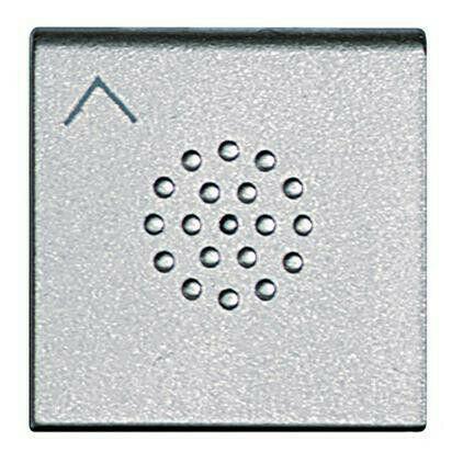 Copritasto singolo Bticino Living light simbolo freccia Tech