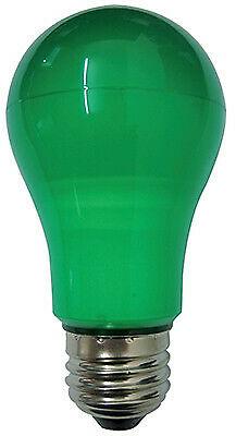 Lampada Duralamp LED 6W Goccia colore verde E27 LA55G
