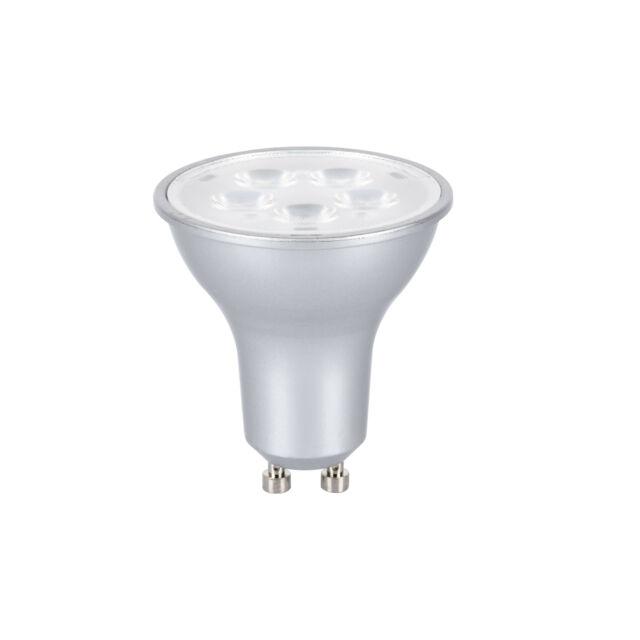Lampada LED GE 4,5W attacco GU10 fascio luce K