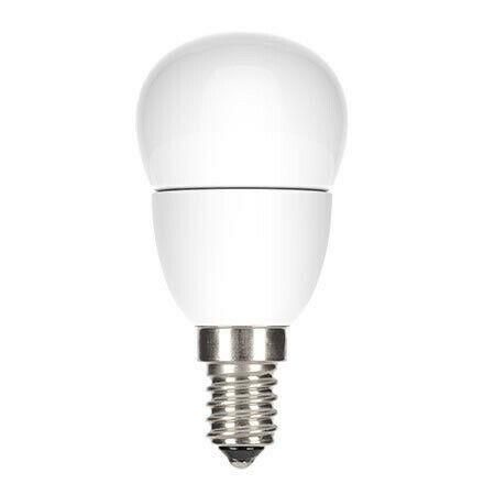 Lampada LED Sfera GE 4,5W E vetro opale