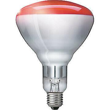 Lampada infrarosso Philips 250W E27 IR250RH