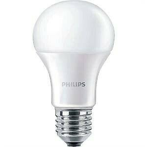 Lampadina Goccia LED Philips 10,5W EK  lumen