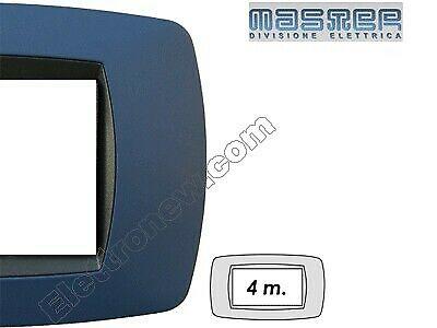 Master modo placca 4 moduli 39tc734