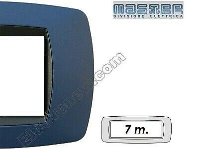 Master modo placca 7 moduli 39tc737