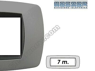Master modo placca 7 moduli 39tc747