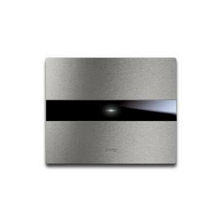 Placca Ave ALLUMIA Touch 3 Moduli alluminio 44PATC3ALS