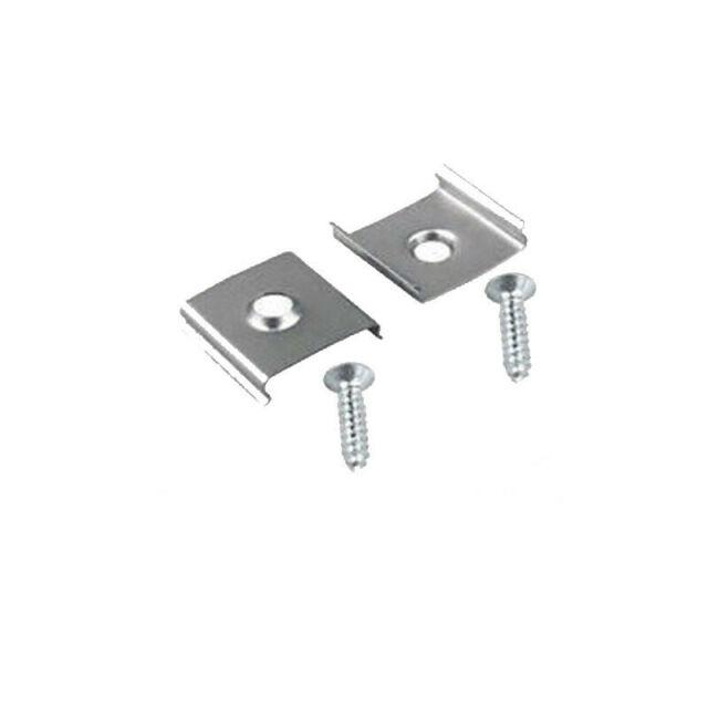 Staffa di fissaggio Ledco per profilo LED PR100/BI, codice