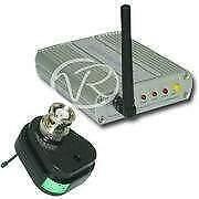Trasmettitore più ricevitore per telecamera 2.4Ghz 4 canali
