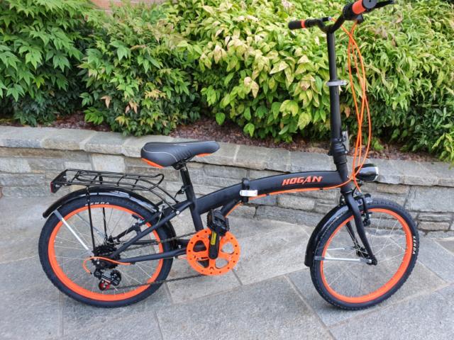 bici hogan pieghevole prezzo