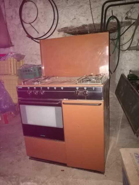 Stufa a gas per cucina