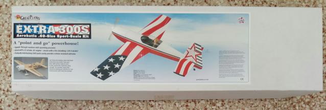 Vendo KIT Extra 300S Great Planes