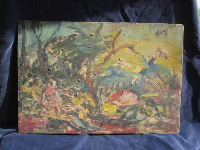 Dipinti ad olio di VANGELLI