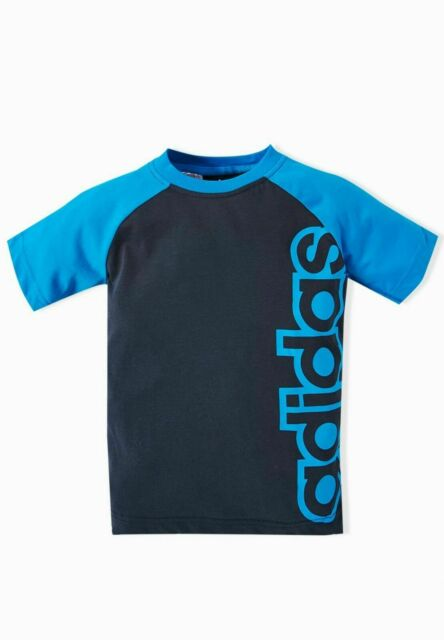 Adidas t-shirt maglia maglietta aa boys training yb lr